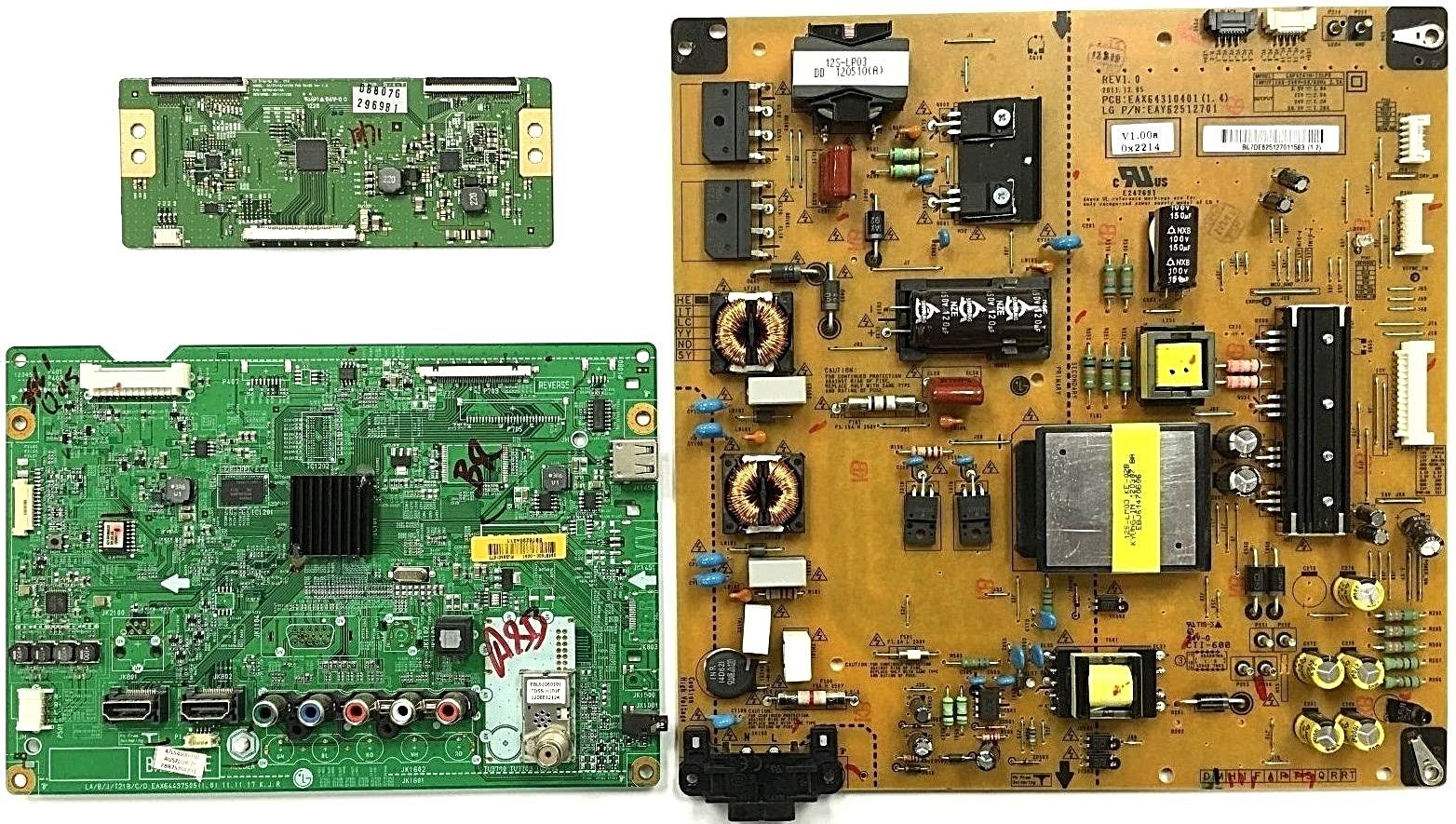 LG EAY60908801 (LGP4247-10 IOP) Power Supply for 55LE5500